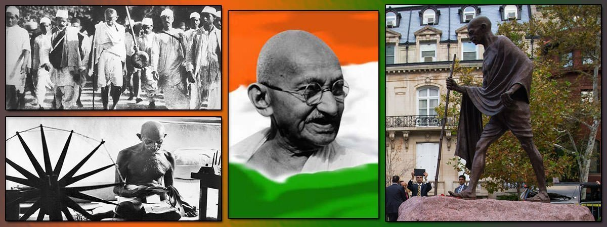 10 Major Achievements of Mahatma Gandhi
